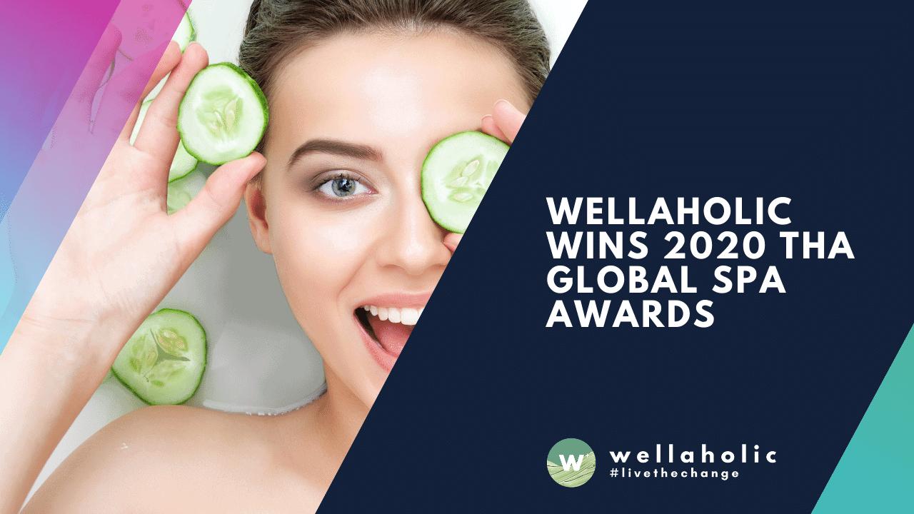 Wellaholic wins THA awards
