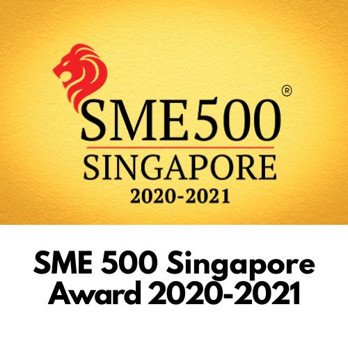SME 500 Singapore Award 2020-2021