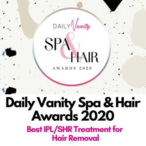 Daily Vanity Spa & Hair Awards 2020