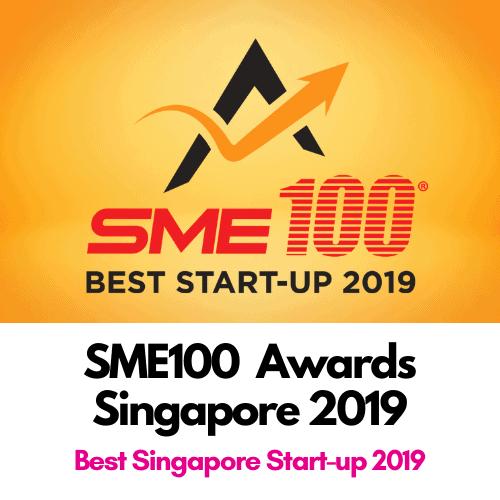 SME100 Awards Singapore 2019
