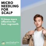 Service Label - Microneedling Scalp