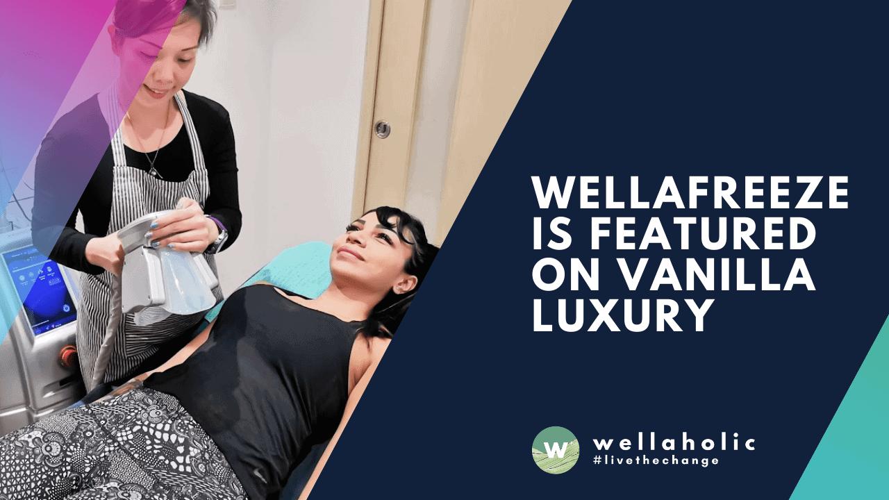 WellaFreeze is Featured on Vanilla Luxury