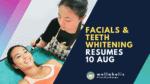 facials resume