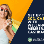 Get Up to 30% Cashback with Wellaholic Membership Cashback